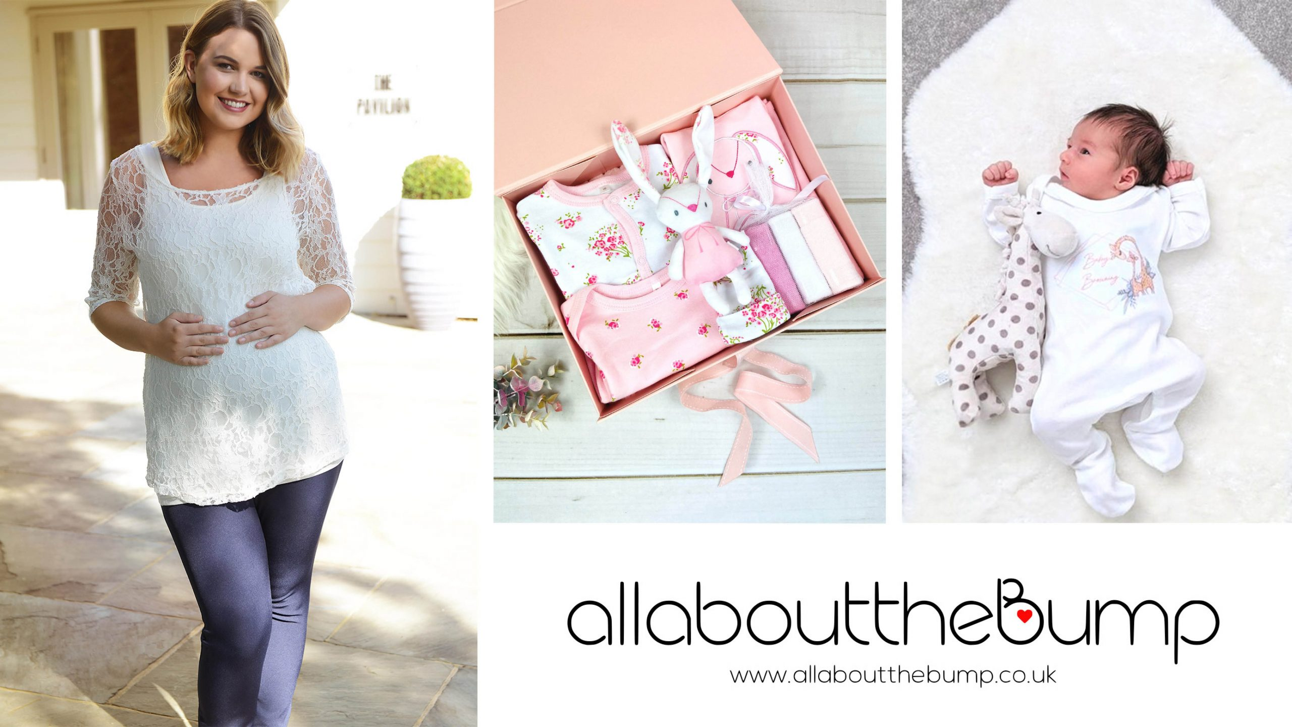 Win a voucher to spend on maternity clothing and baby items Worth £100!