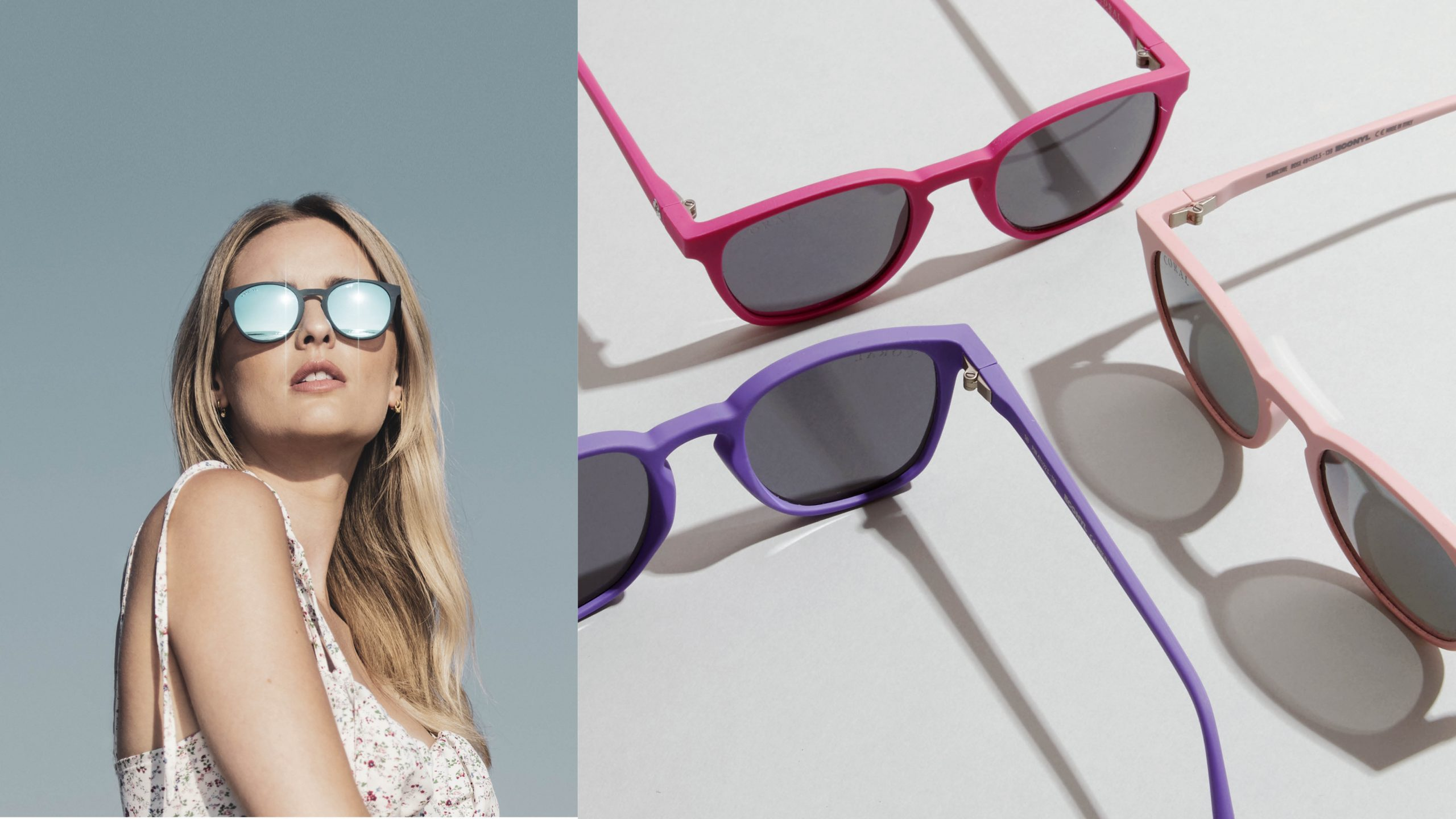 Win a pair of sustainable sunglasses Worth £169