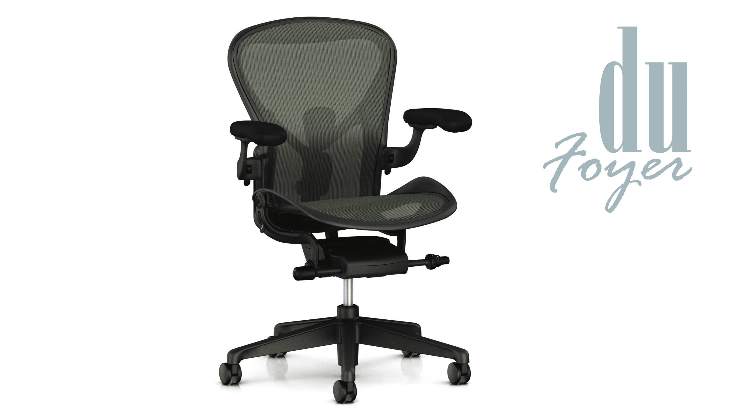 Win a luxurious, ergonomic desk chair Worth £1,175!