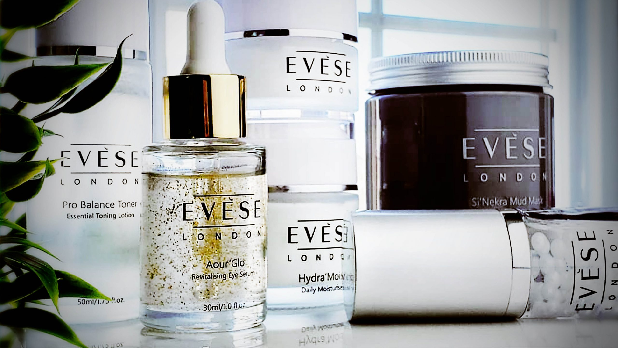 Win the entire Evese London range of luxury skincare essentials worth over £520