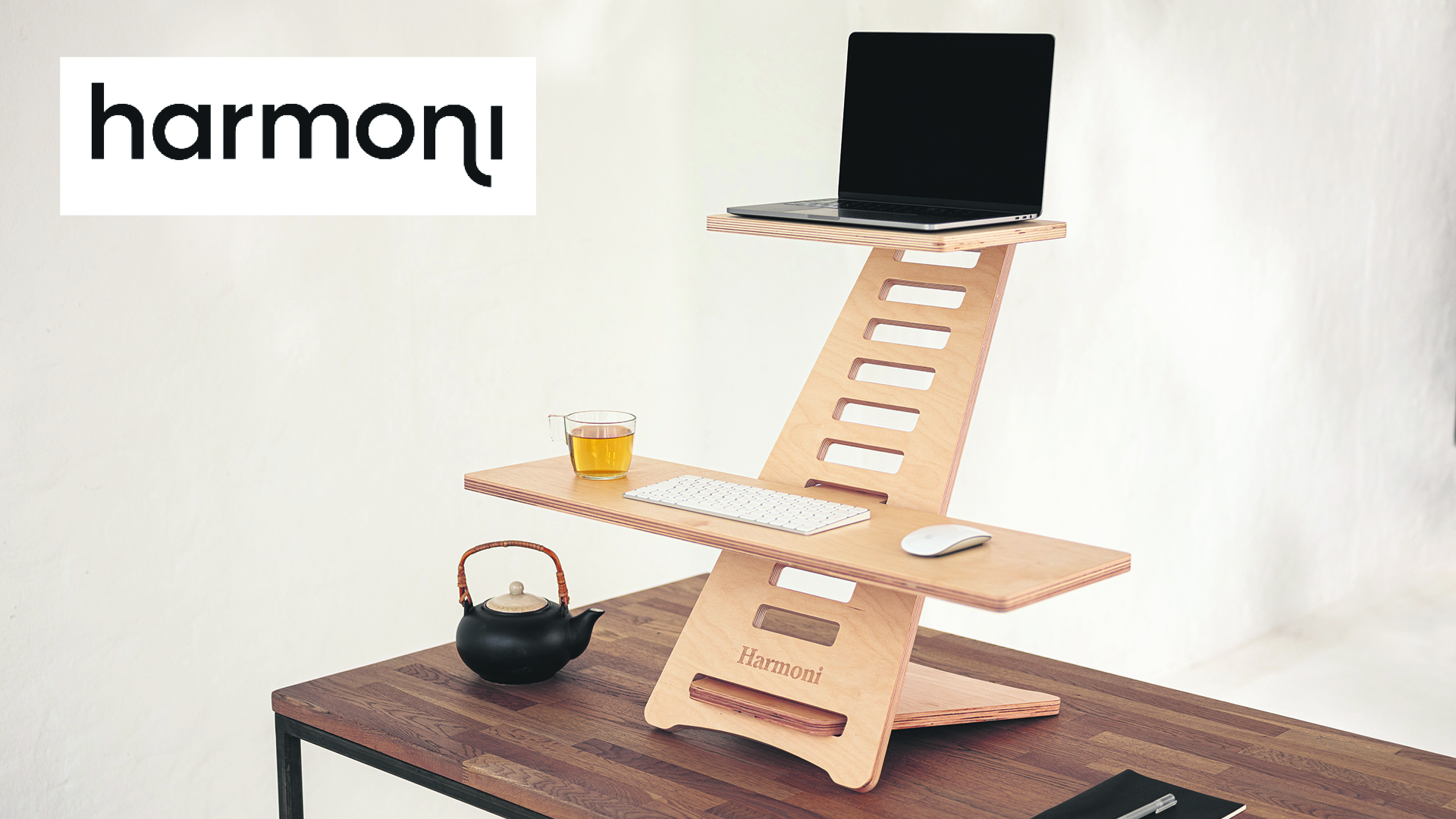 Win a standing to work bundle Worth £259!