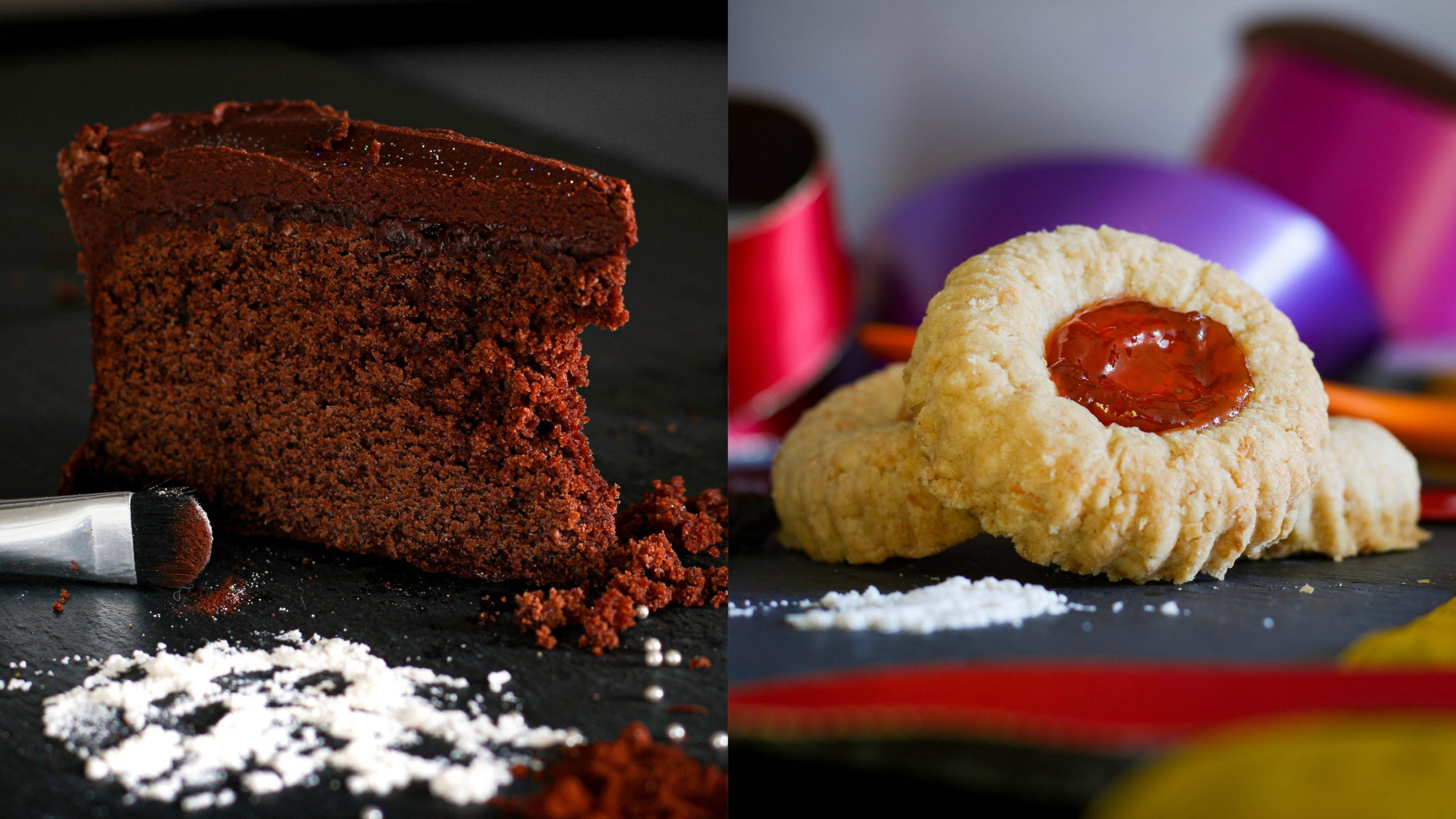 Win a selection of vegan friendly cakes and cookies Worth £100!