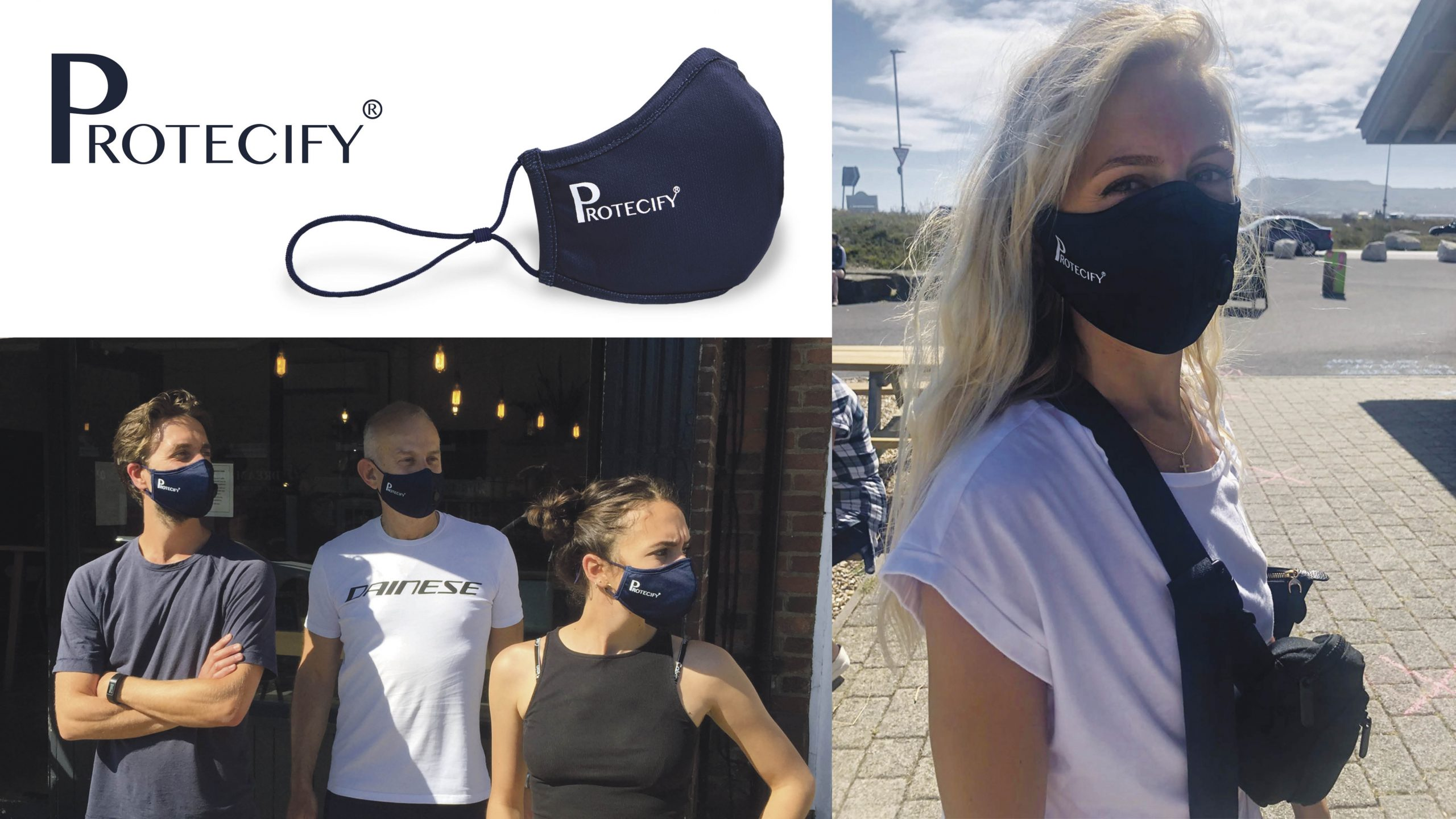 Win one of five fantastic cash prizes and a bundle of super comfortable face masks from Protecify Worth over £1,000!