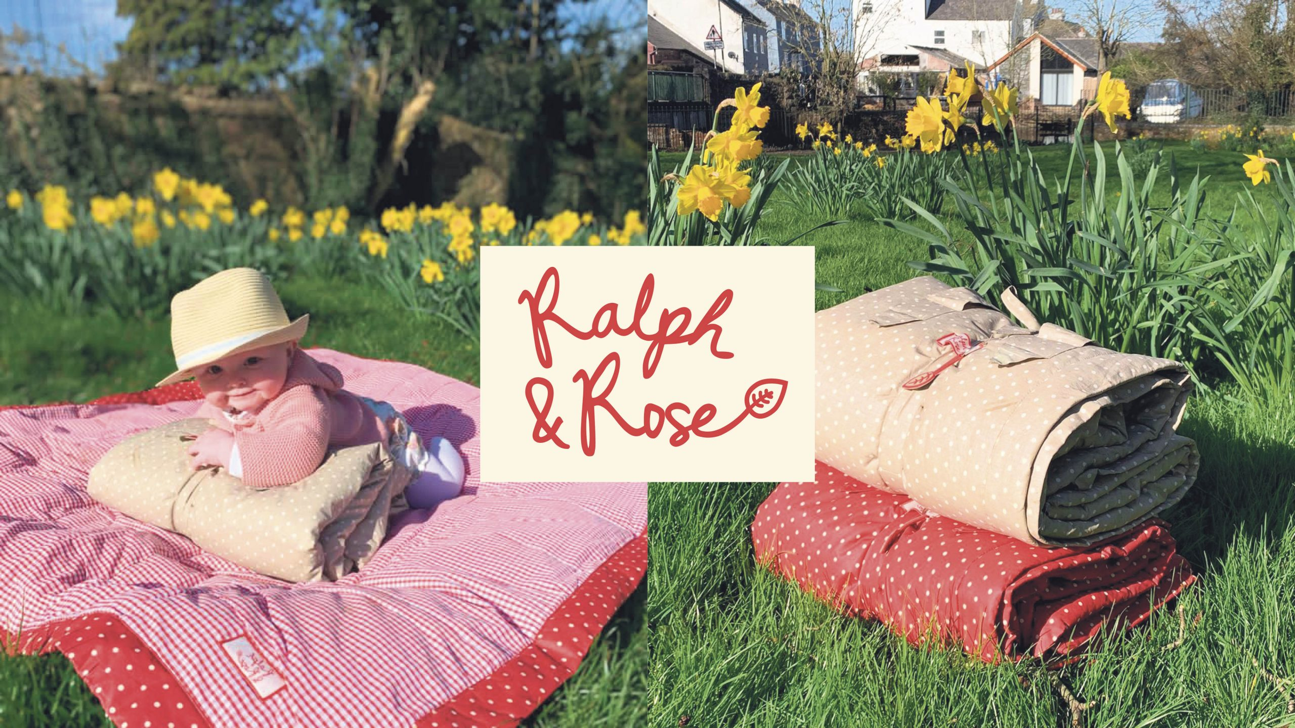 Win the Ralph & Rose ultimate picnic blanket Worth £45!