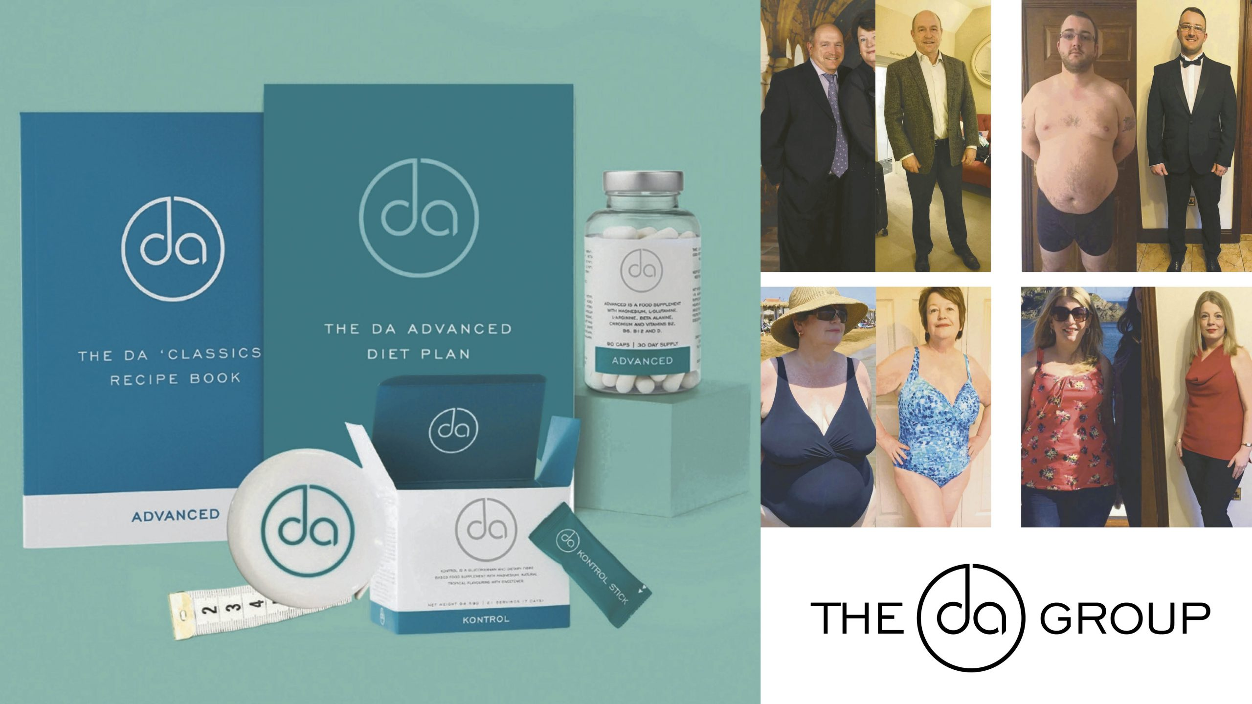 Win one of five deluxe weight loss starter bundles Worth £140!