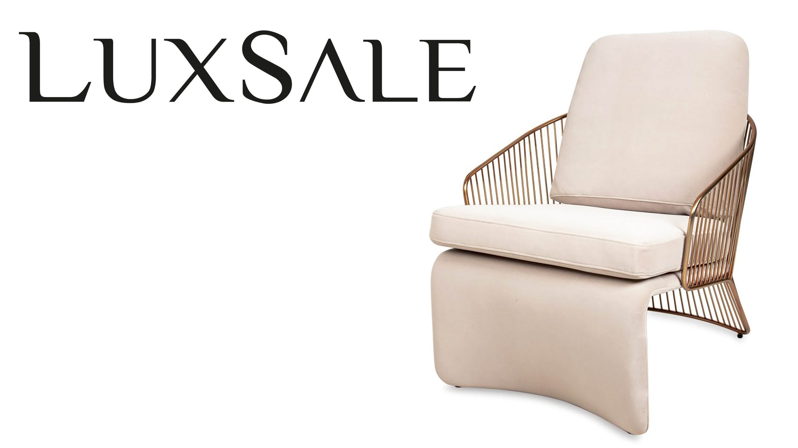 Win an elegant cream and gold Ascot Occasional Chair Worth £995!