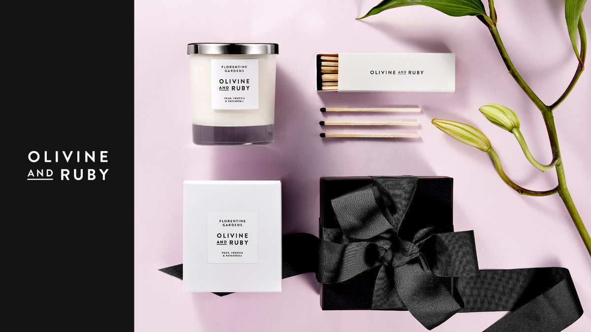 Win 1 of 4 candle gift sets. Worth £42 each!