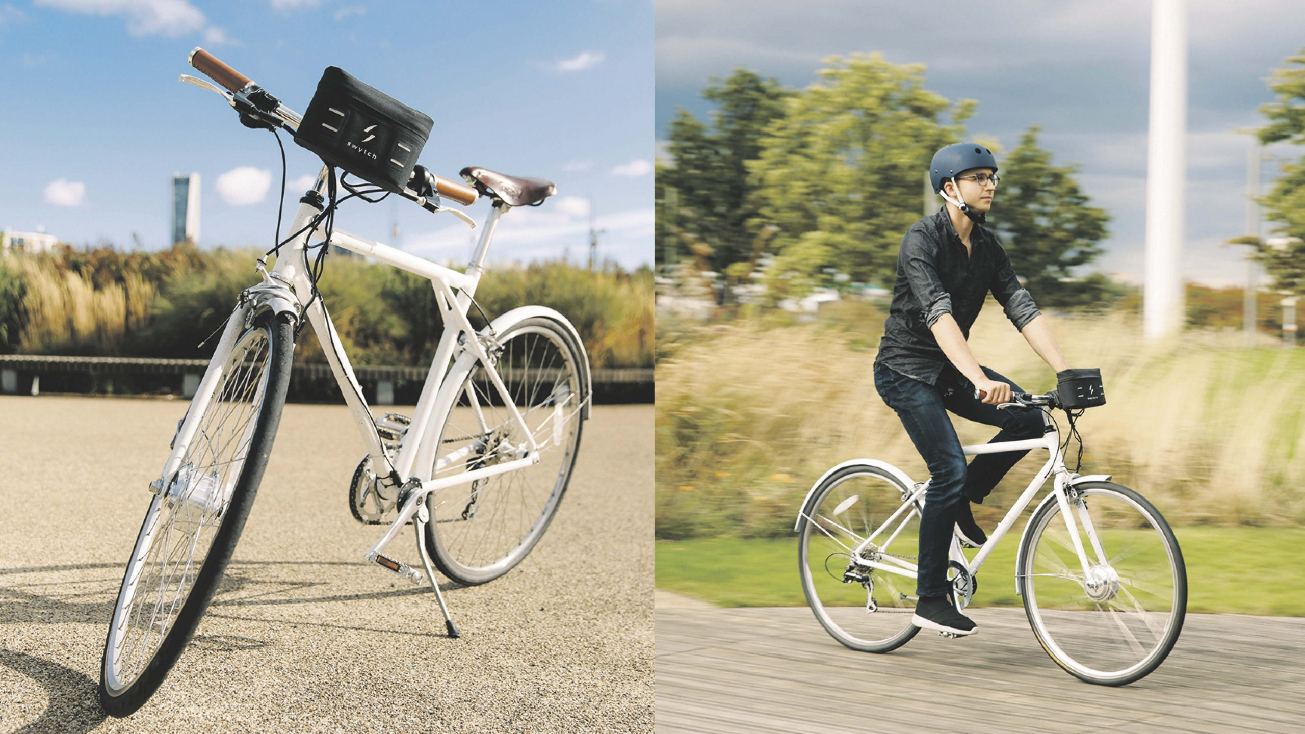 Win the world's smallest and lightest eBike conversion kit Worth £999!