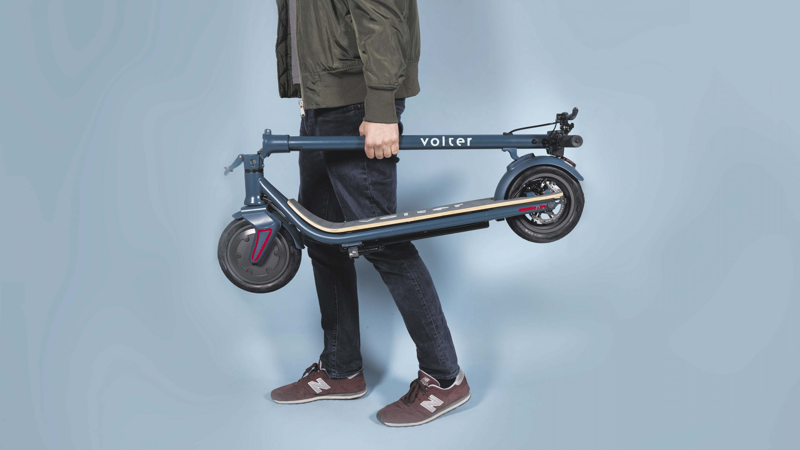 Win a Volter Electric Scooter Worth £499!