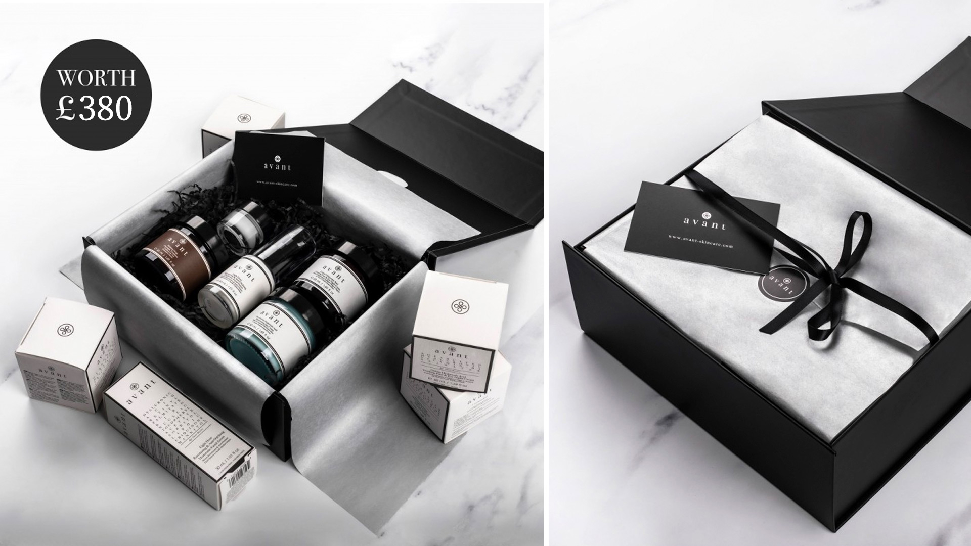 Win an Avant Skincare Gift Box – 5-Step Skincare Routine, Worth £380!