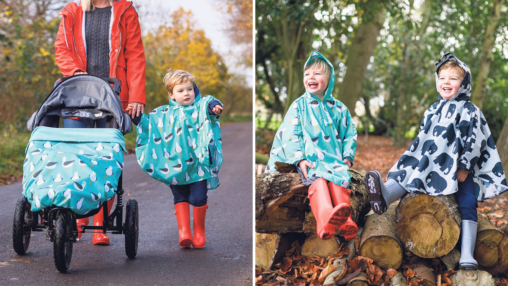 Win a bundle of cleverly designed travel products for you and your little one Worth over £104!