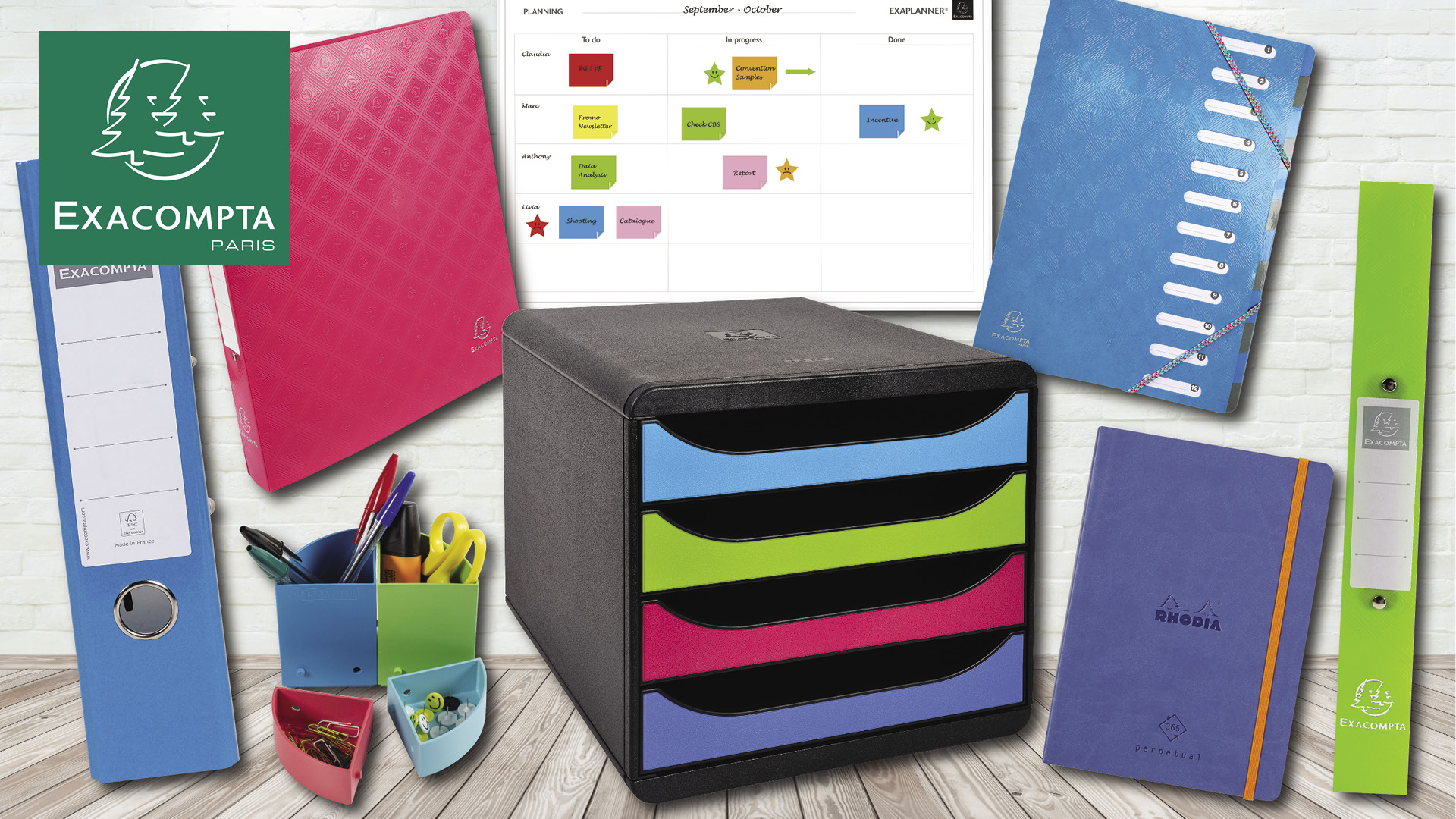 Win high-quality stationery for the home office Worth over £250!