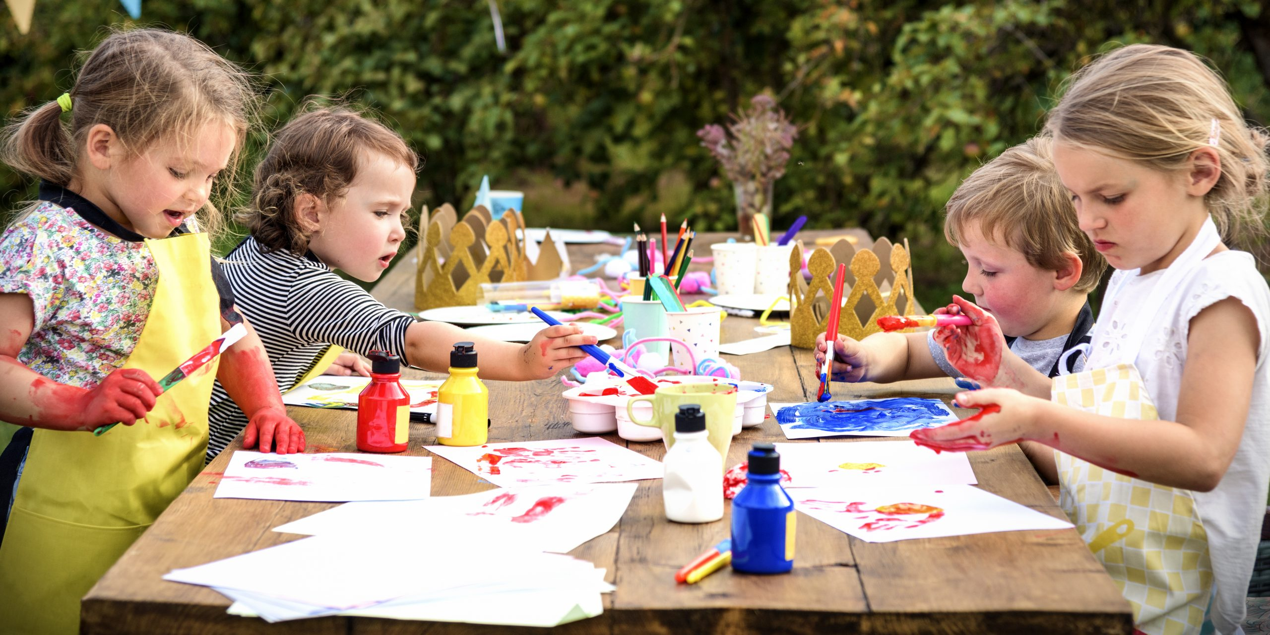 Win a private paint party with Party n Paint Worth £650!