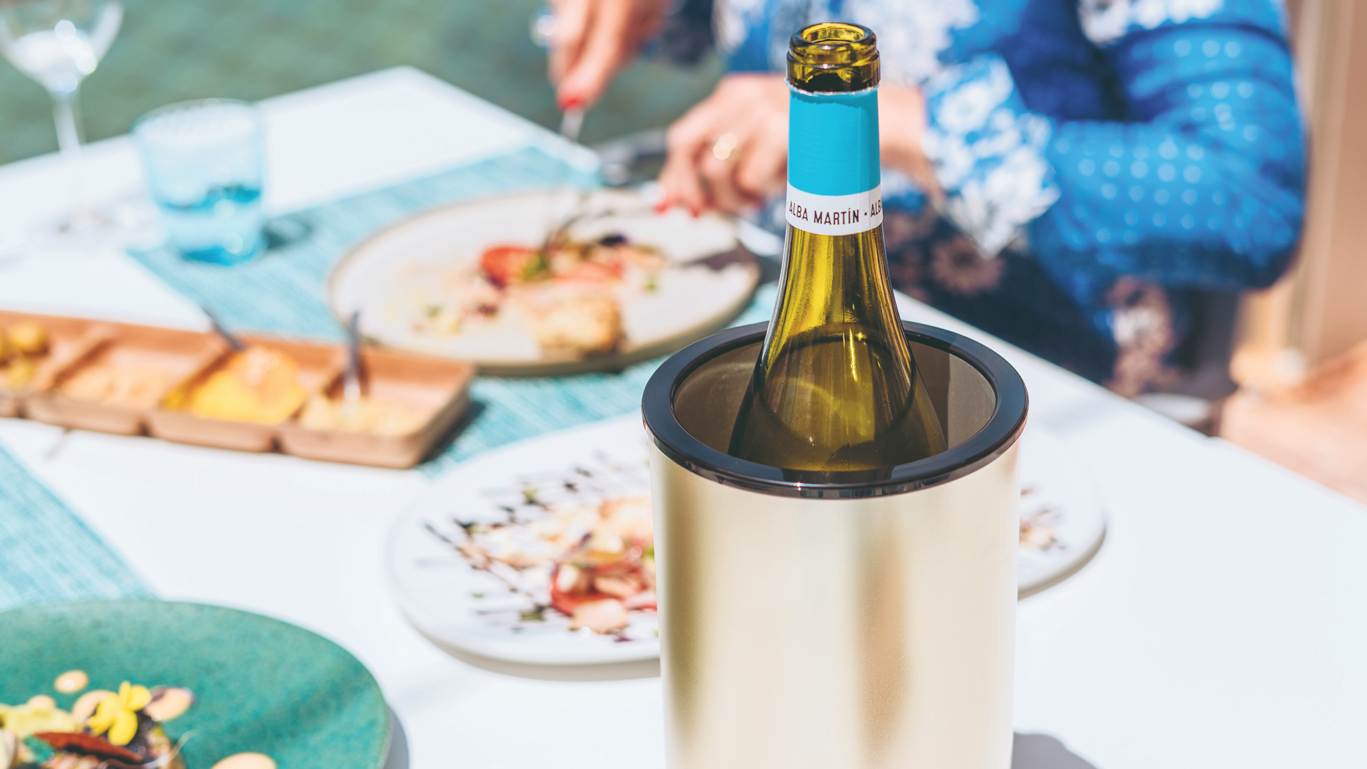 Win three Hielo wine coolers Worth up to £149!