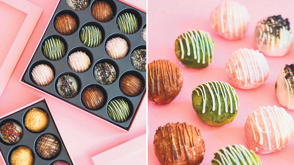 Win two boxes of Mochi Worth over £50!