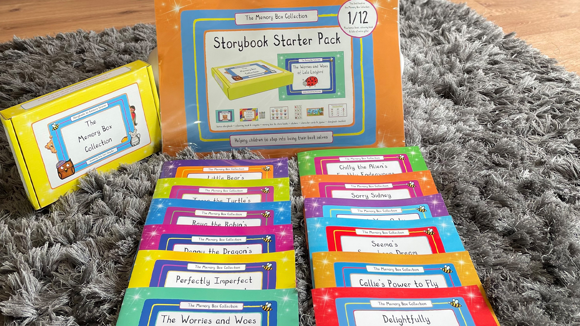 Win 2 sets of storybooks and activity packs, Worth over £139!