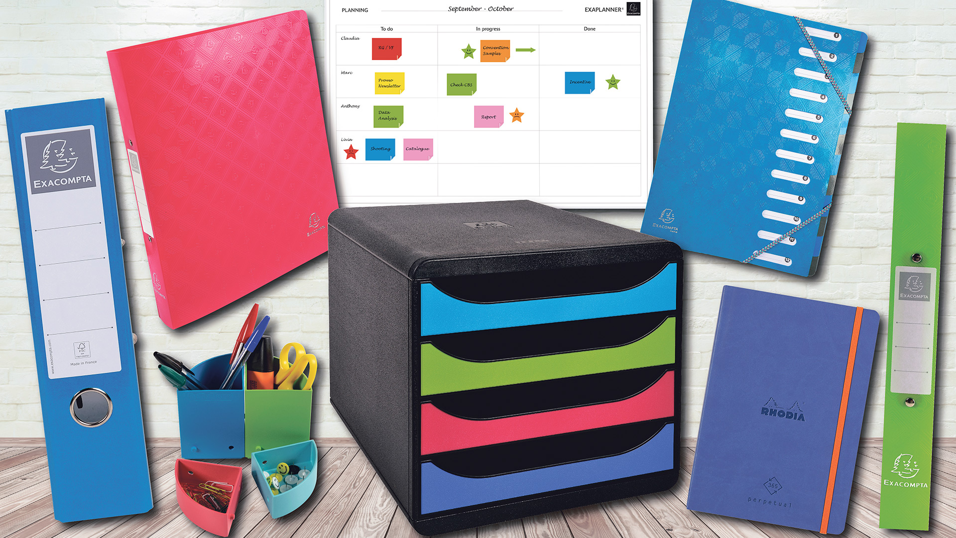 Win a massive home stationery bundle, Worth over £250!