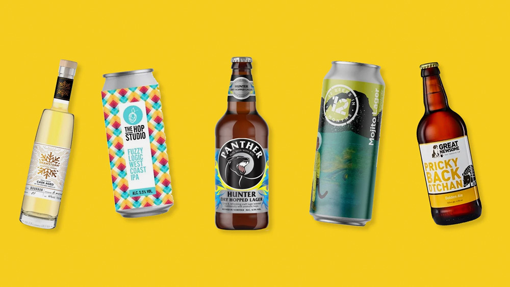 Win a selection of craft beer from the newUK marketplace Worth £50!