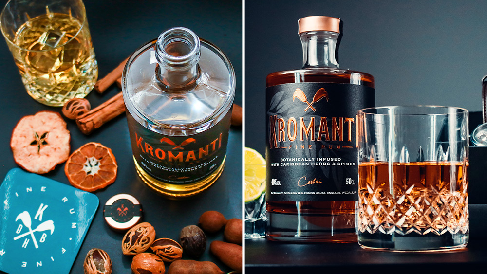 Win an exclusive bottle and gift set of Kromanti Tamarind Spiced Rum Worth £100!