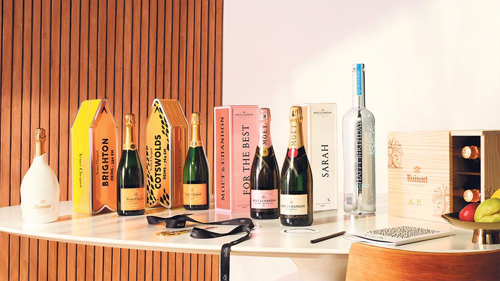 Win Clos19 Signature Rosé Champagne Trilogy Worth £145!