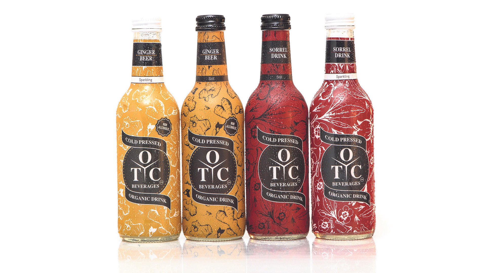 Win one of five boxes of refreshing OTC drinks. Worth £12 each!