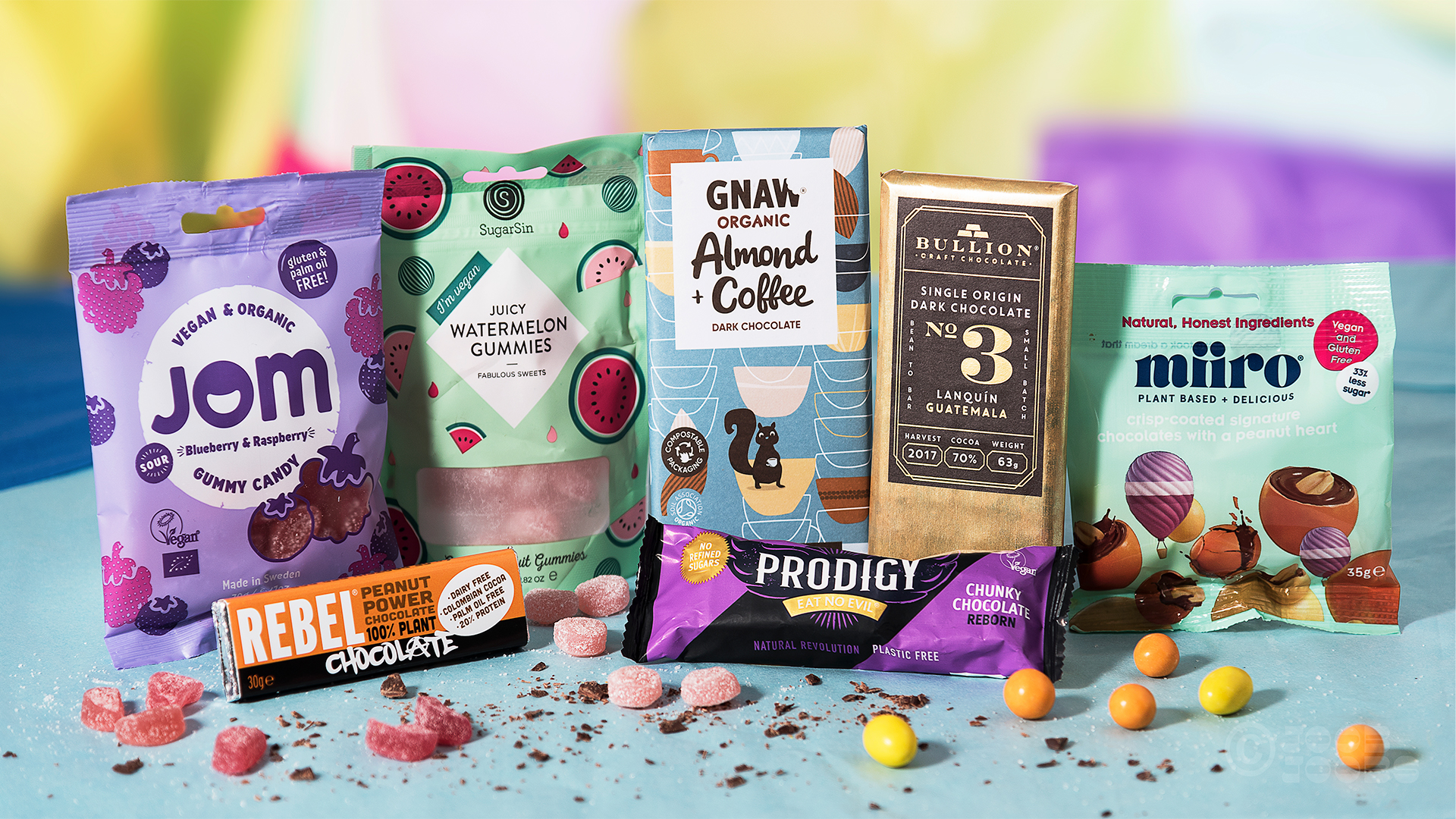 Win a selection of best-selling sweets from Joobjoobs.com, Worth £100!