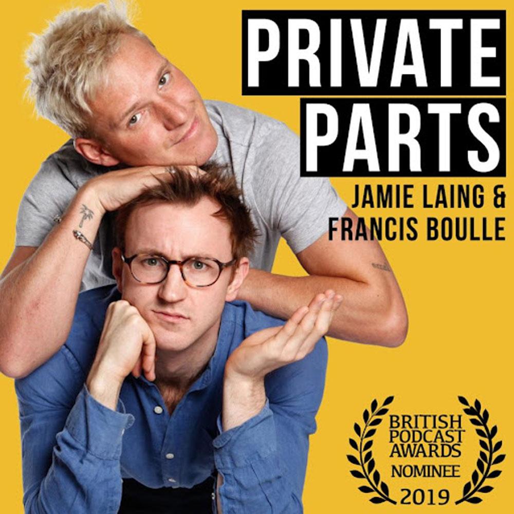 Private Parts: Jamie Laing & Francis Boulle