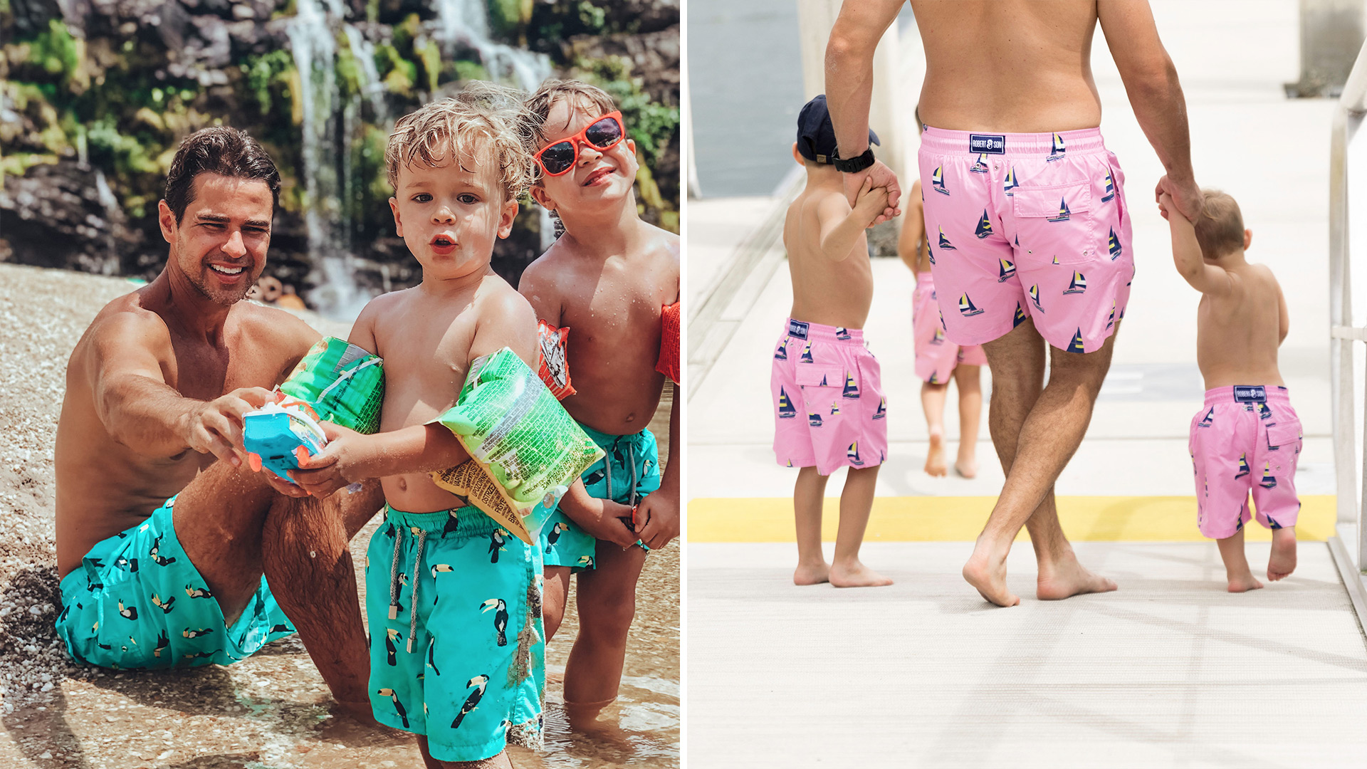 Win a gift voucher to spend on a range of swim shorts, Worth £200!