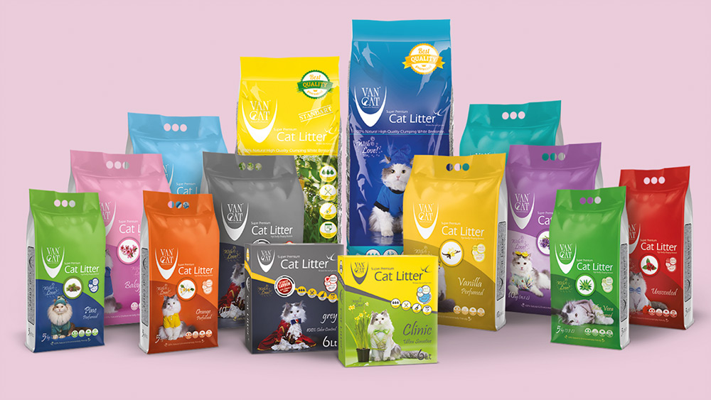 Win a year's supply of cat litter* Worth over £80!