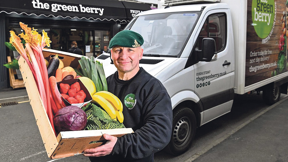 Win a hamper of Yorkshire's finest fresh produce and artisan food and drink, Worth £150!