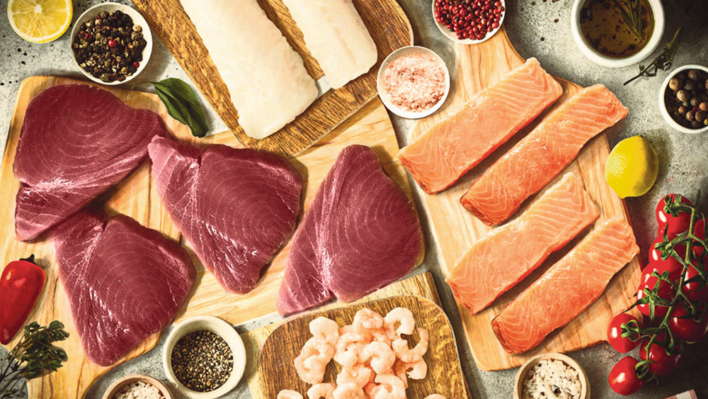 Win a Seafood by Sykes Gift Card Worth £250!