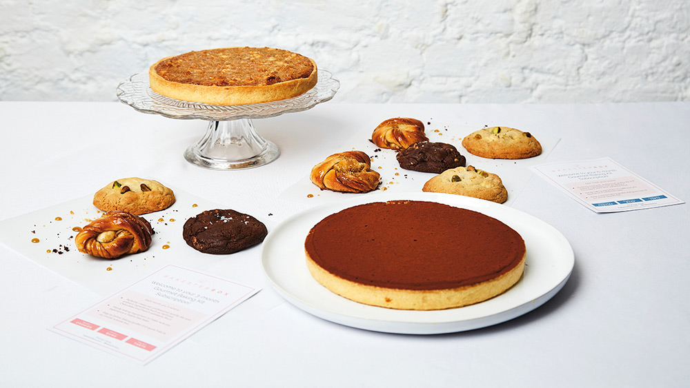 Win a six-month gourmet home baking kit subscription Worth over £100!