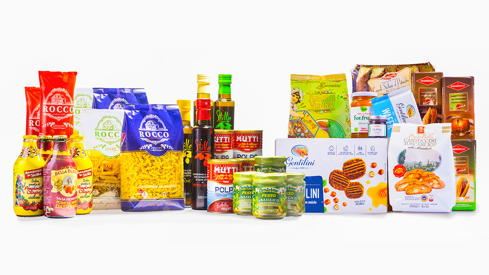 Win An Italian Hamper for Foodies, Worth £99!