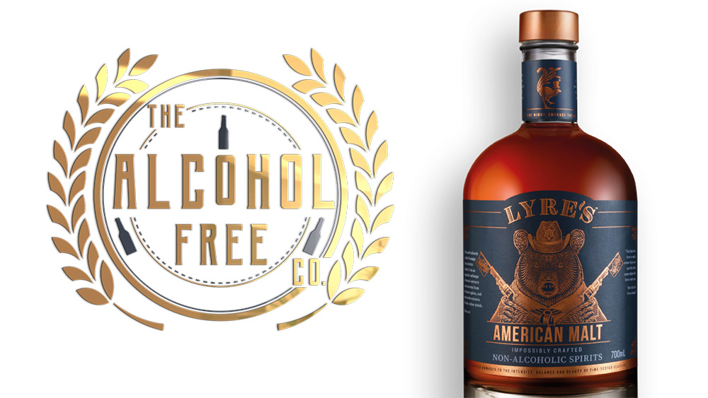 Win a year's supply of alcohol-free spirits* Worth over £150!