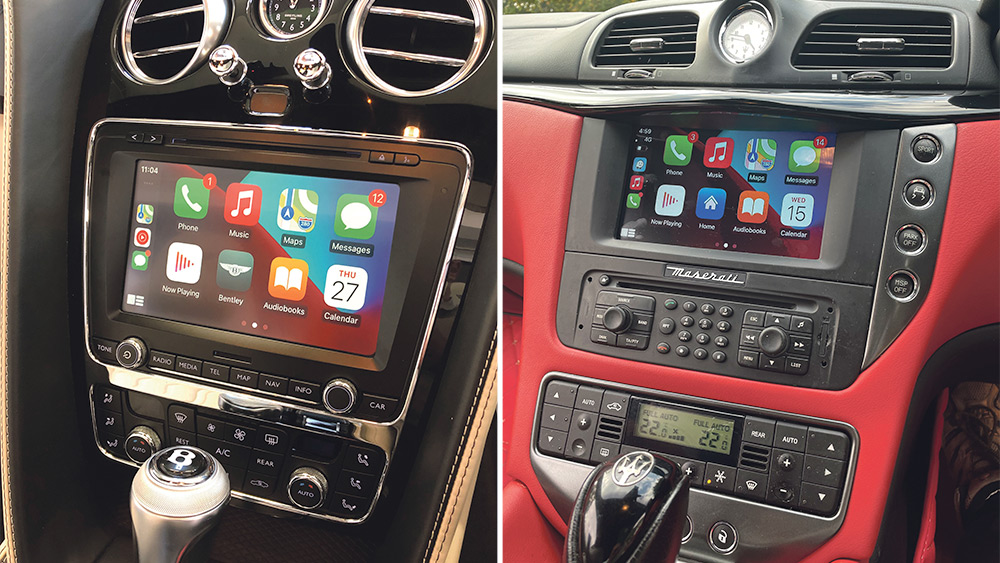 Win an installation voucher to seamlessly link your phone to your car, Worth £200!