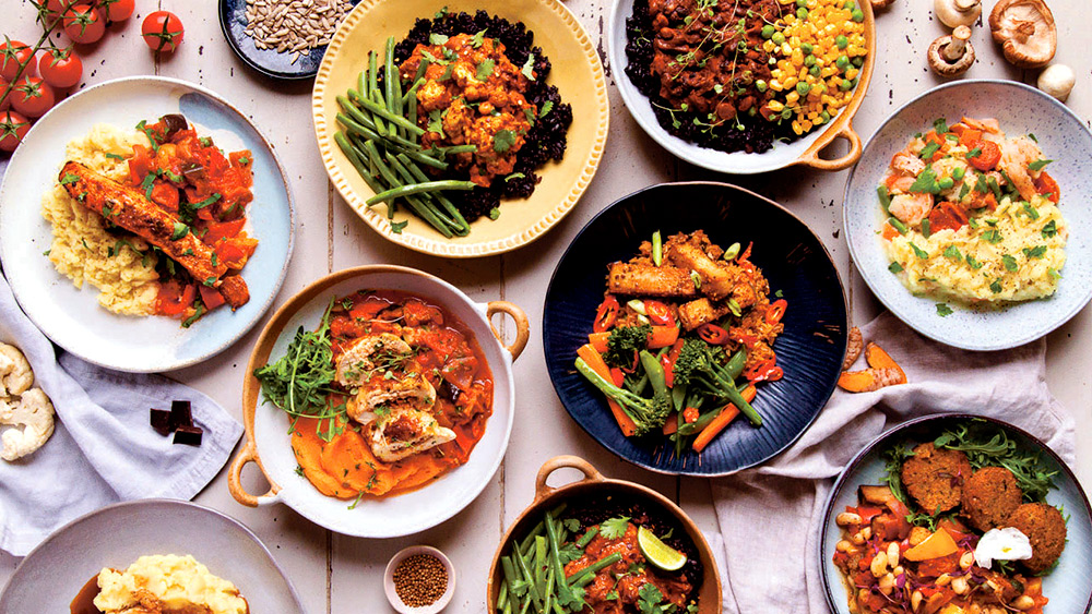 Win a two-month supply of POW Food award-winning healthy ready meals, Worth £400!