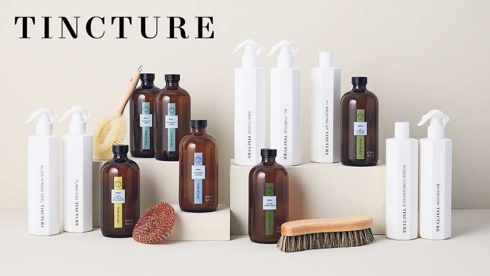Win a hamper full of all-natural cleaning products, Worth over £100!