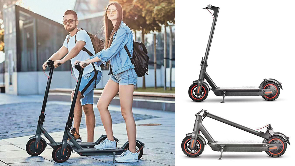 Win the Easy Step Electric Scooter with e-Rides Worth over £400!